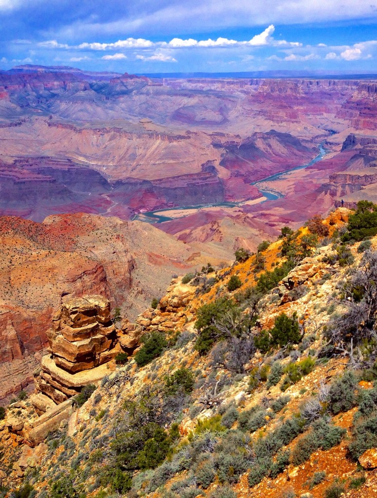 River From Desert View - Canyon Ministries
