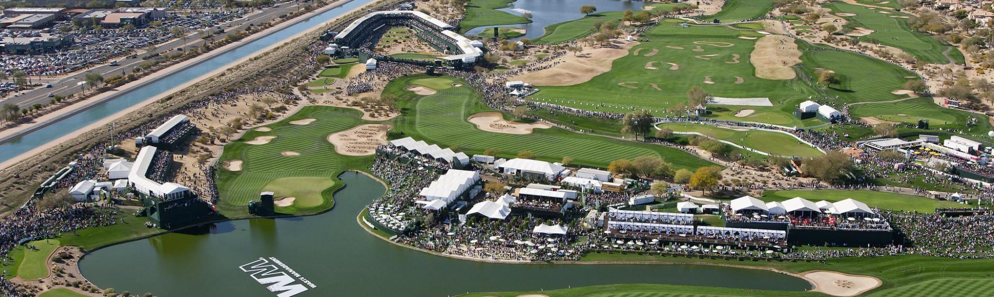 Phoenix Open Golf